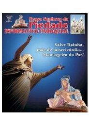 2011 - Janeiro - Paróquia Nossa Senhora da Piedade