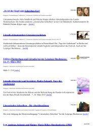 So ist der Kopf zum Schreiben frei - Universität Hildesheim