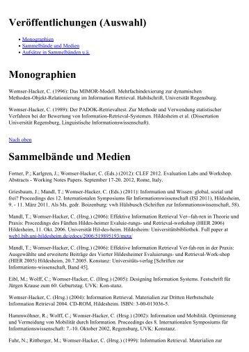 PDF-Version - Universität Hildesheim