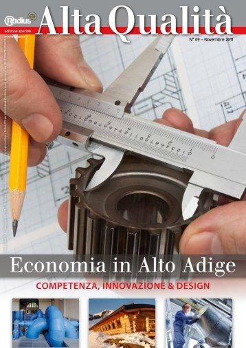 Radius Alta Qualita Economia 2011
