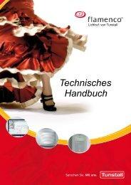 Flamenco - Technisches Handbuch Revision 5.0 - Tunstall GmbH