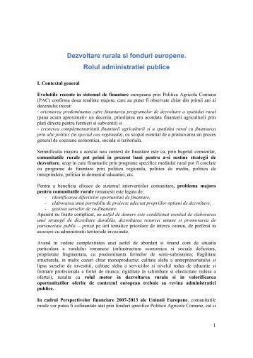 vezi format pdf - Europe Direct Iasi