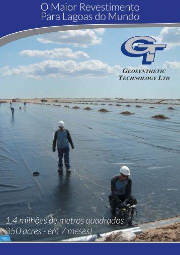 O Maior Revestimento Para Lagoas do Mundo - Geosynthetic ...