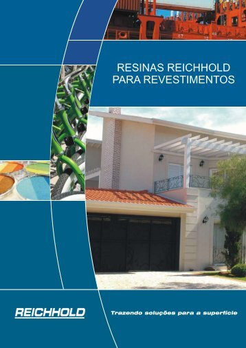 Catalogo de Resinas