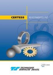 Catálogo Certess - Revestimentos PVD - TS Techniques Surfaces ...