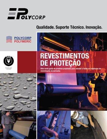 REVESTIMENTOS DE PROTEÇÃO - Polycorp