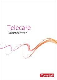 Telecare-Datenblattkatalog - Tunstall GmbH