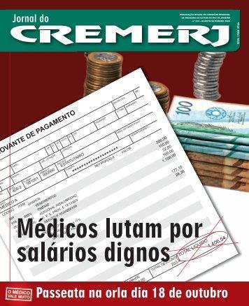 """Médicos no """"front"""" - Cremerj"""