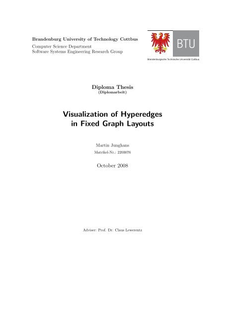 Visualization of Hyperedges in Fixed Graph Layouts