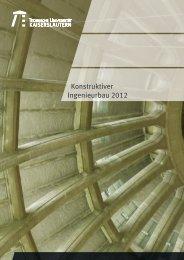 Jahresbericht 2012 - Universität Kaiserslautern
