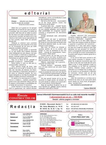 Descarca gratuit revista in format PDF