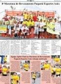 8a Maratona de Revezamento Paquetá - Jornal Sprint Final - Page 6