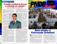 15.12.2009 Informativo PMDB-ES - nº 07 Ano - PMDB Espírito Santo