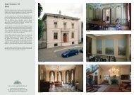 Referenzblatt - Villa Nova Architekten AG