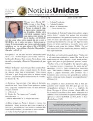 Agosto-Outubro 2005 - A Boa Nova - Uma revista de entendimento