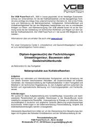 Diplom-Ingenieur(in) der Fachrichtungen Umweltingenieur ...