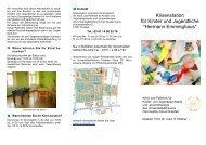 Faltblatt S3 - Liebe Kinder und Jugendliche