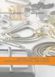 Schließen, PDF, ca. 7 MB - Union Knopf
