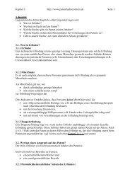 Kapitel 3 http://www.patentfuehrerschein.de Seite 1 3. Kapitel ...