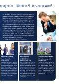 Effiziente Gebäudebewirtschaftung hat einen Namen: UNISERVE - Seite 3