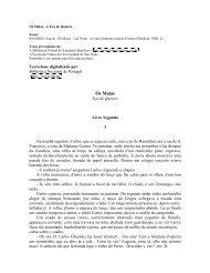 Os Maias - 2º Livro - Parceirosingular.com.br