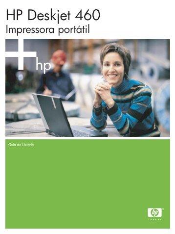 Guia do Usuário - HP