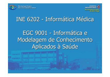 Aula Inicial (Introdução, Hospitais, etc) - Departamento de ...