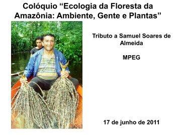 Agentes Florestais Comunitários e o desafio dos Conselhos gestores