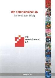 dtp entertainment AG - United Investors