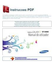 galaxy note i gt-n7000 - INSTRUCOES PDF