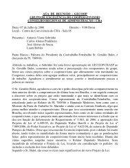 ATA DE REUNIÃO - GECOOP - CRA/SP