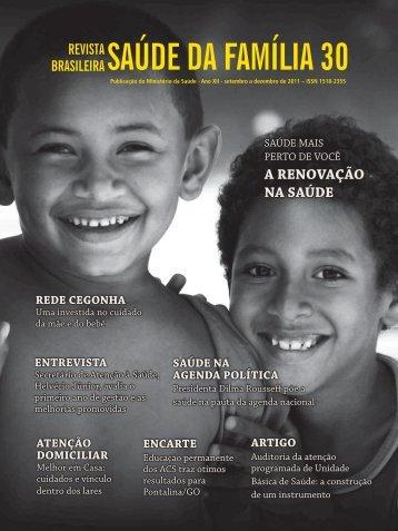 Revista Brasileira Saúde da Família