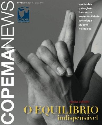 nesta edição O EQUILÍBRIO - Copema