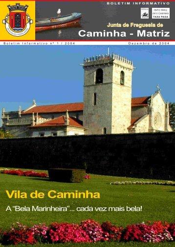 Vila de Caminha - Freguesias de Portugal