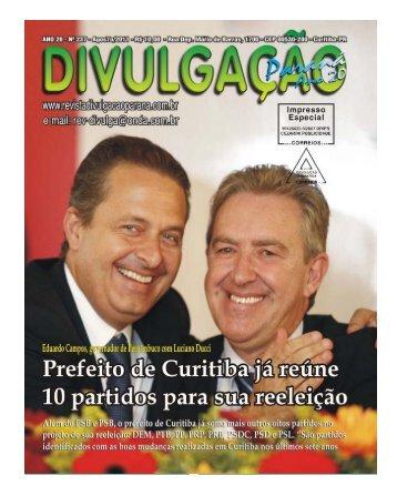 REV 237.pmd - Revista Divulgação Paraná