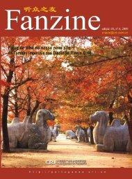 Fanzine Nº4, 2009 - CRI