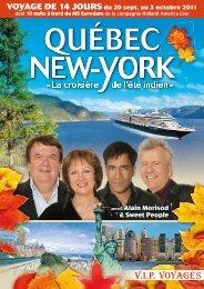 avec Alain Morisod & Sweet People - VIP Voyages