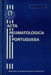 1989 Volume XIV, 4, 4º Trimestre - Acta Reumatológica Portuguesa ...
