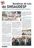 SINSAUDESP comemora 75 anos de luta - Page 4