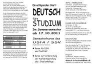 Flyer_Deutschkurs_WS.. - UStA