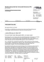 20091115PM_Bildungss.. - UStA