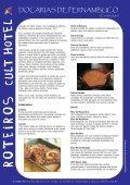 DOÇARIA DE PERNAMBUCO - Cult Hotel - Page 2