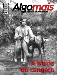 A Maria do cangaço - Revista Algomais
