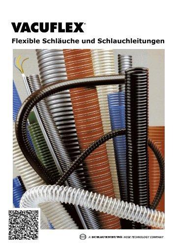 Flexible Schläuche und Schlauchleitungen - Europages