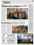 Clique aqui para visualizar ou baixar o Jornal - Diocese de Blumenau - Page 5