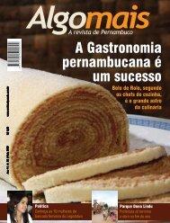 A Gastronomia pernambucana é um sucesso - Revista Algomais