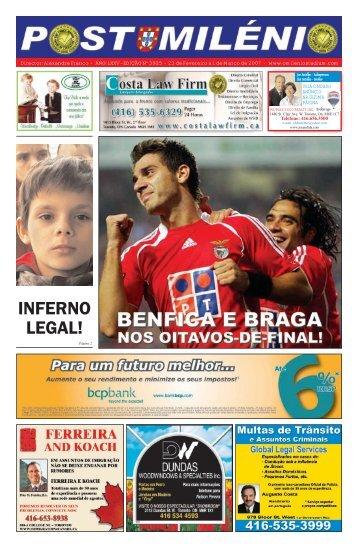 INFERNO LEGAL! - Post Milenio