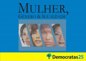 MULHER, GêNERO - Mulher Democrata