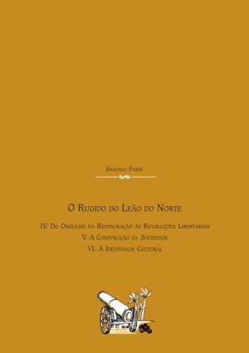 O RUGIDO DO LEÃO DO NORTE - INTG