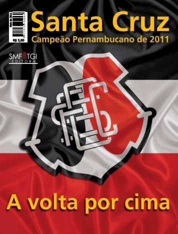 Campeão Pernambucano de 2011 - Revista Algomais
